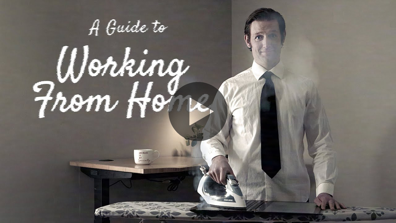 Kirschbaum's Guide To Working From Home thumbnail